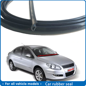 Windshield Rubber Seal Front R