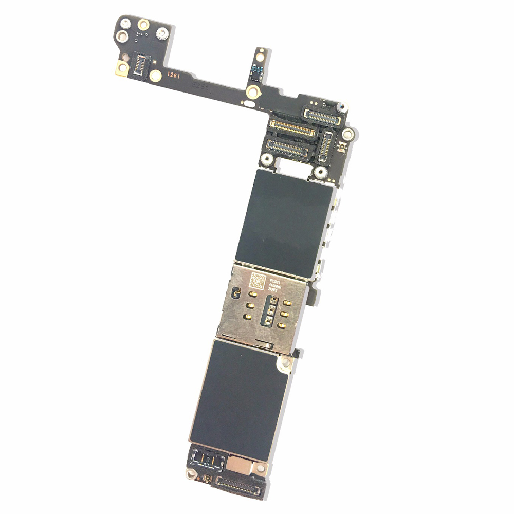Original 128gb Unlocked for iphone 6s Motherboard without Touch ID Function,Mainboard for iphone 6s Good Quality & Free Shipping
