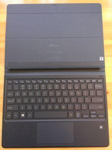 Image 4 - חדש מגן כיסוי עם מקלדת עבור Samsung GalaxyBook 12 W727 W720 W737 Tablet מקורי מקלדת מקרה