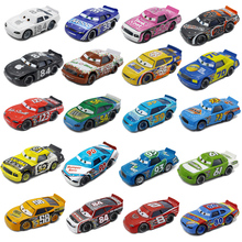 Original 1:55 Disney Pixar Cars 2 Metal Diecast Number 52 79 113 Cars Toy Disney Racing Model Children Toy Collection Gift