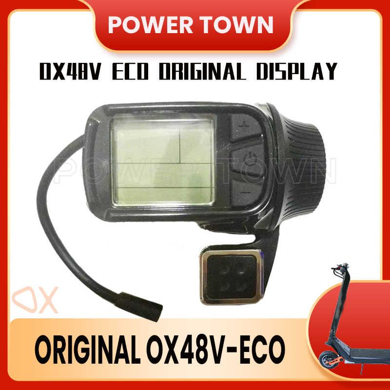 Оригинальные аксессуары для электроскутера Oxo Ox, акселератор с ЖК-дисплеем для ECO HERO SUPER