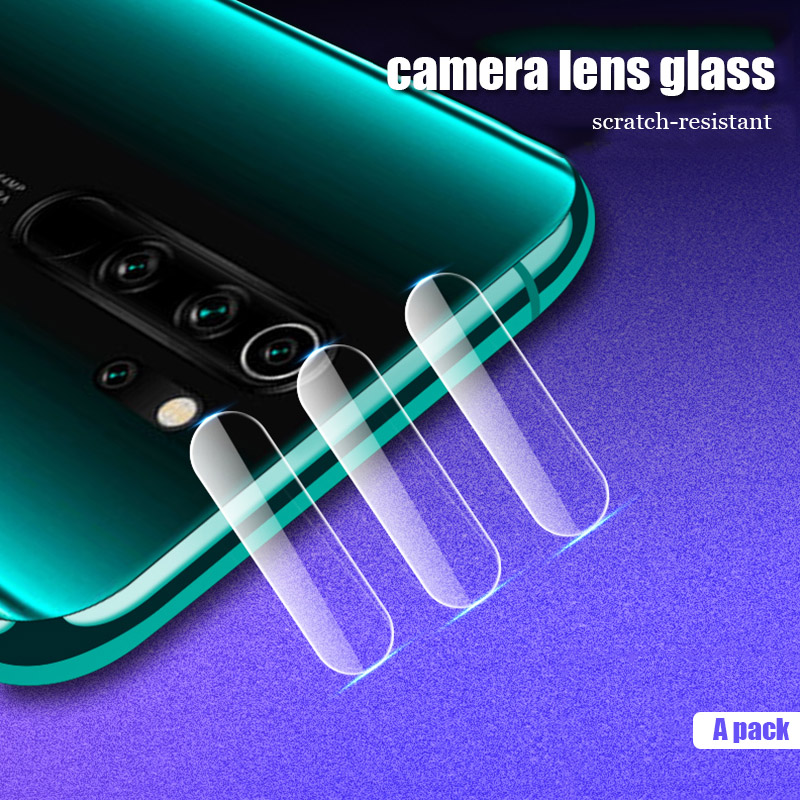 Anti-Scratch Phone Lens Glass For Xiaomi Redmi Note 8 7 Pro 8T Camera Lens Protector For Redmi 8A 7A K30 K20 Pro Explosion Proof