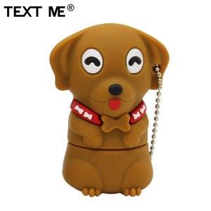 Image 5 - 私にテキスト64ギガバイト漫画ミニ犬のusbフラッシュドライブusb 2.0 4ギガバイト8ギガバイト16ギガバイト32ギガバイトペンドライブギフトuディスク