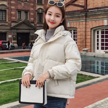 Winter Down Cotton Jacket Women Parka Thick Abrigo Mujer Coat Women Outerwear Plus Size Down Jacket Woman Hooded Coat AQ926(China)