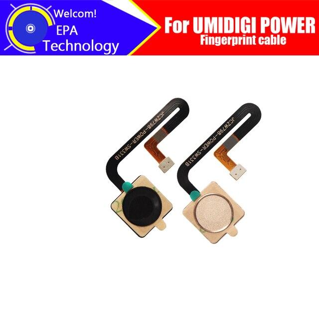 100% оригинальный новый кабель отпечатков пальцев для UMIDIGI POWER