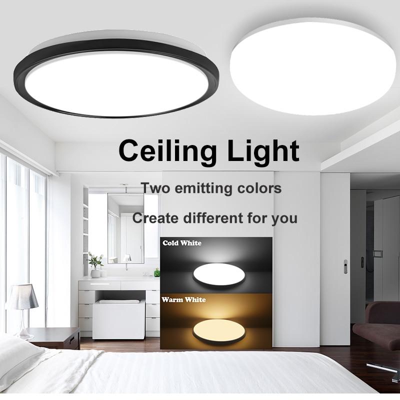 Led Ceiling Lights Modern LED Ceiling Lamp Light 220V 15W 20W 30W 50W Cold Warm White Innrech Market.com