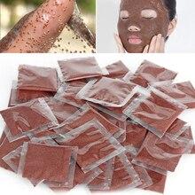 Natural Seaweed Mask for Face Moisturizing Hydrating Shrink Pores Whitening Mask Algae Seed Face Mask Anti Acne Face Skin Care