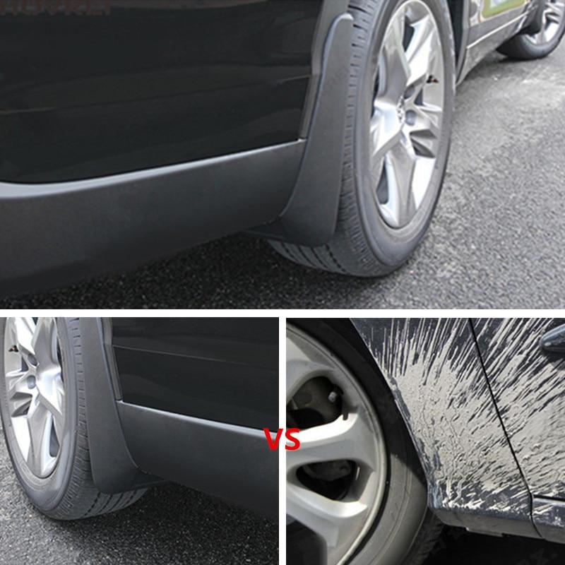 4 Mud Flaps Splash Guard Fender Car Mudguard New for Honda CRV CR-V 2007-2011