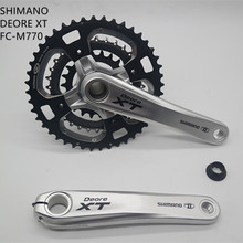 Bicycle Crankset DEORE SHIMANO 32 22T 30/27s-Speed Xt M770 BIKE MTB FC 44 175mm 170