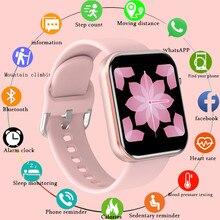 Montre numérique de Sport pour hommes et femmes, bracelet électronique, horloge de Fitness, pour Android et IOS, avec boîte