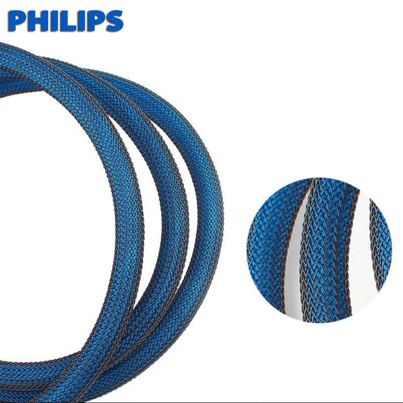 フィリップス 2.0 バージョンゴールドメッキマイクロ HDMI に HDMI ケーブル 3D 2160 5p オス-オス電話タブレット Hdtv PS3 XBOX カメラ移動プロ 1 メートル 1.5 メートル