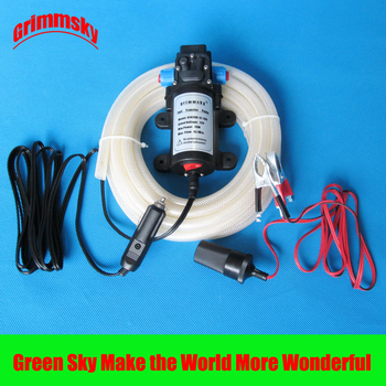 6L/Min dc 70W with on/off button and jack vehicle mounted kits diesel transfer pump 12v