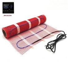 MINCO HEAT 5 ~ 15m2 Двойной проводник, наборы ковриков для подогрева пола под кафелем, теплый пол