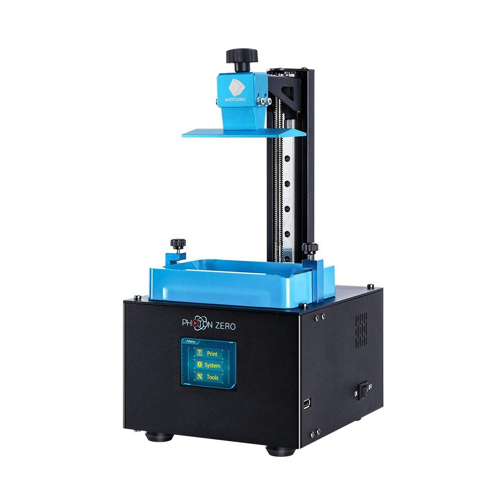 Image 5 - Anycúbico 2020 novo fóton zero impressora 3d sla impressora lcd rápida fatia de resina uv mais tamanho impresora 3d druckerImpressoras 3D   -