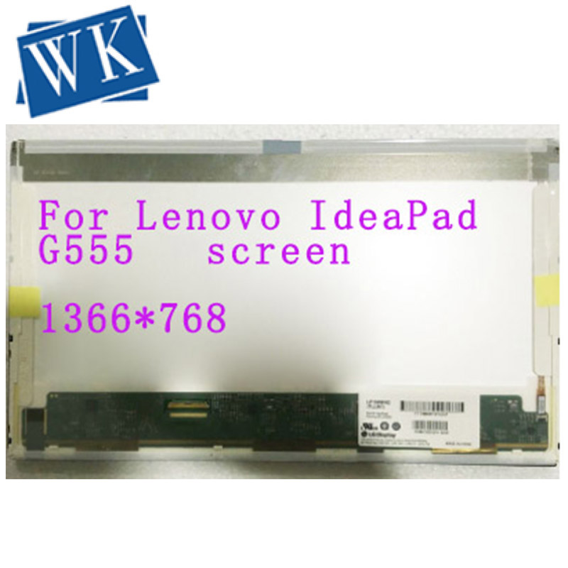 LAPTOP LCD SCREEN FOR LENOVO IDEAPAD Y560 15.6 WXGA HD