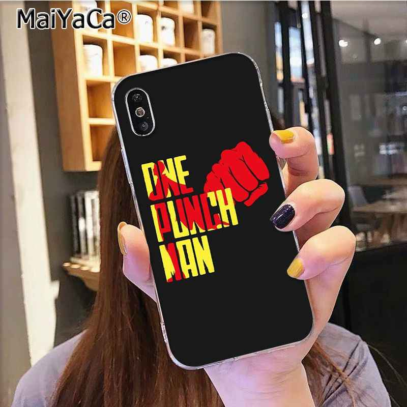 One Punch Man Ordinary People Face 2 iphone case