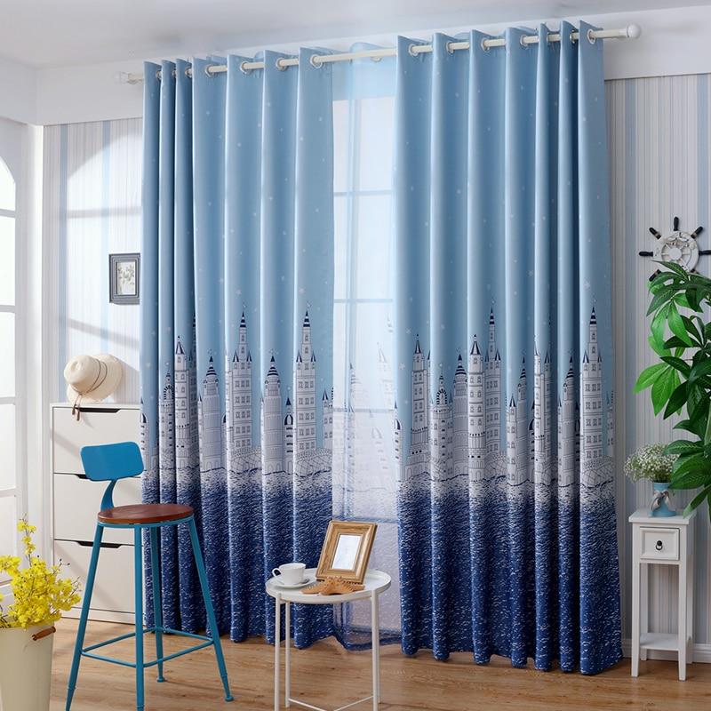Bedroom Window Curtains Modern Hanging