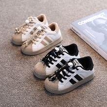 Детская обувь кроссовки для девочек сезон зима осень 2020 мальчиков