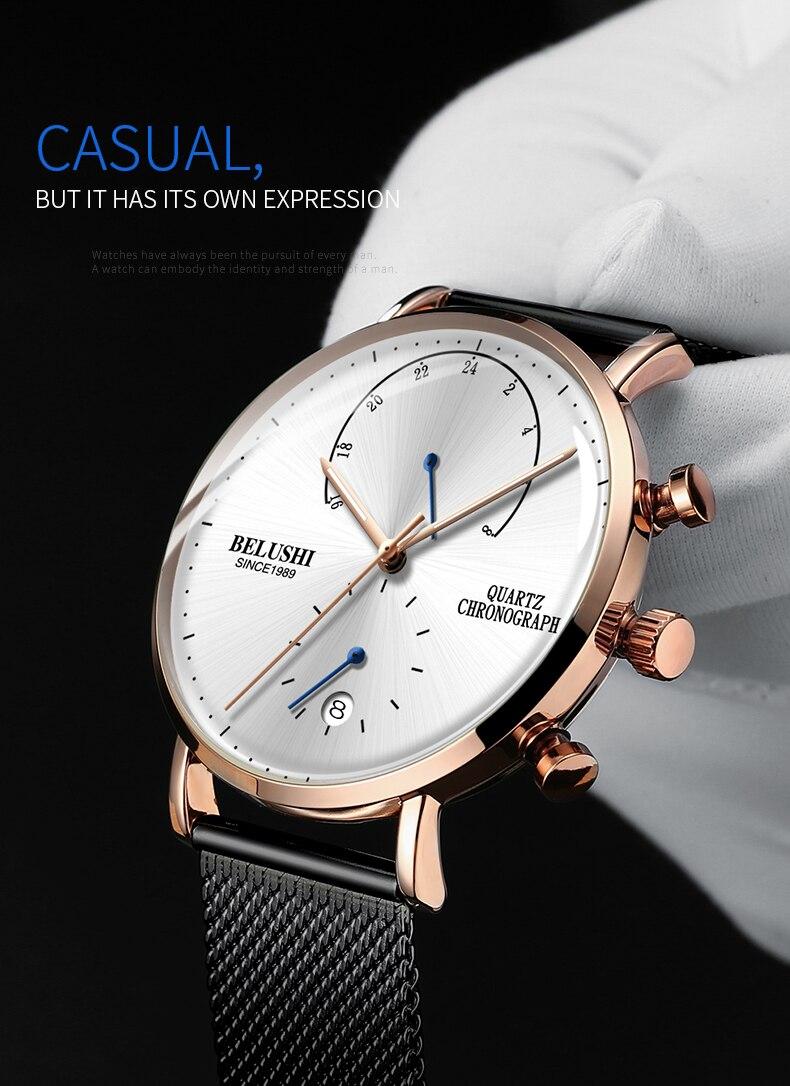 часы BELUSHI 537