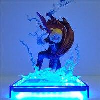 Fullmetal alquimista edward elric figura anime led night lamp lampara diy candeeiro de mesa para o quarto casa decoaration presentes natal lu|Luzes noturnas| |  -