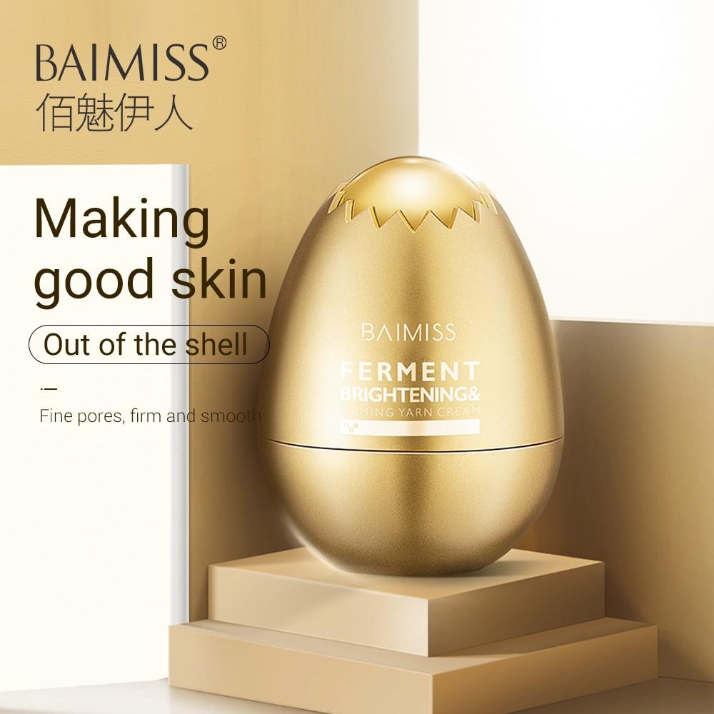 BAIMISS Facial Cream Smoothing Pores Shrinking Peeling Off Face Mask Moisturizing Anti Wrinkle Aging Serum Firming Skin Care 30g