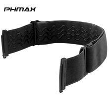 PHMAX-Correa antideslizante para gafas de esquí, ajustable con hebilla, correas antideslizantes adecuadas para gafas de esquí magnéticas