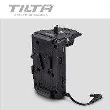 Tilta V قفل V جبل بطارية FX9 لوحة نظام امدادات الطاقة لسوني PXW FX9 كاميرا 6K فيلم شحن مجاني