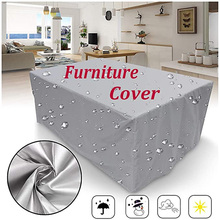 72 Size Waterproof Cover Outdoor Patio Garden Furniture Covers Rain Snow Chair covers for Sofa Table Chair Dust Proof Cover