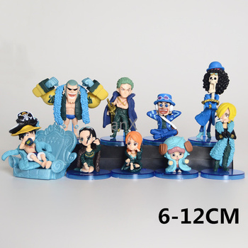 one piece dxf usopp the grandline men 15th edition vol 2 figure japan anime collectible mascot kid toys 100% original 9pcs One Piece Figure Toys Luffy Zoro Nami Usopp Sanji Chopper Robin Franky Brook PVC Action Anime 7pcs/set Figure 9pcs/set Toy