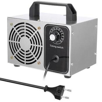 24g/h Ozone Generator Air Purifier 220v/110v Ozonizador Machine O3 Ozon Generator Deodorant Disinfection Remove Formaldehyde