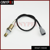 Oxygen Sensor 89467 58040 8946758040 For 2008 2011 Toyota ALPHARD VELLFIRE HV GGH20 2GRFE|Exhaust Gas Oxygen Sensor| |  -