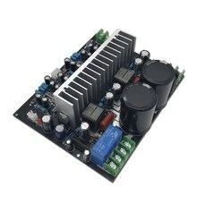 لوحة مضخم طاقة 200 واط * 2 IRS2092 + IRFI4019, مضخم صوت رقمي ثنائي القناة ، أنبوب تأثير مجالي