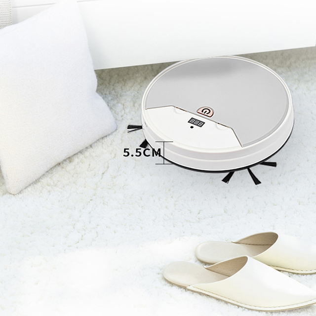 2021 Best Sell Robot Vacuum Cleaner Smart Home Appliances Washing Cleaners Autobiotic Dust Collector Auto Electric Mop Cleaning 1