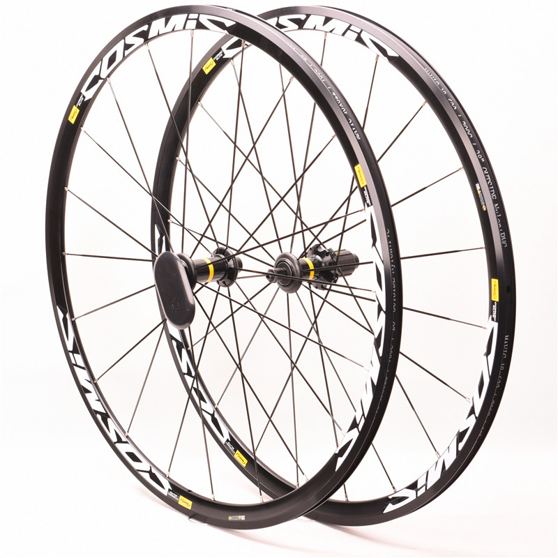 Original Hot sale Cosmic Elite S700c Alloy <font><b>Wheels</b></font> <font><b>BMX</b></font> Road Bicycle Bike <font><b>Wheel</b></font> V Brake Aluminium Wheelset Bicycle <font><b>Wheels</b></font> Rims image