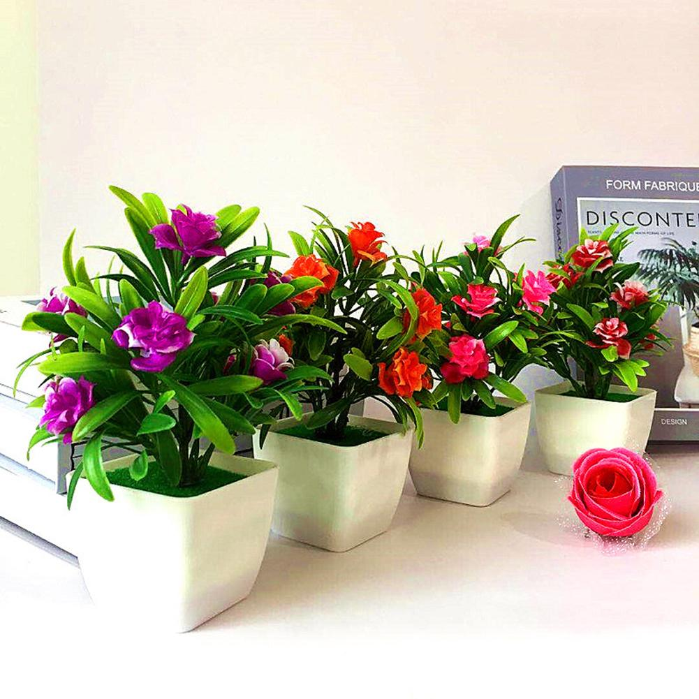 Best Offers For Artificial Flowers Pot For Wedding Near Me And Get Free Shipping A286