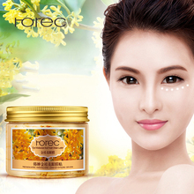 ROREC Collagen Eye Mask Dark Circles Anti Wrinkle Whitening Patches for Puffy Eyes Gel Whey Protein Gold Osmanthus