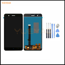 YUEYAO LCD Display Touch Screen For ZTE Blade A510 Ba510 Ba510C Mobile
