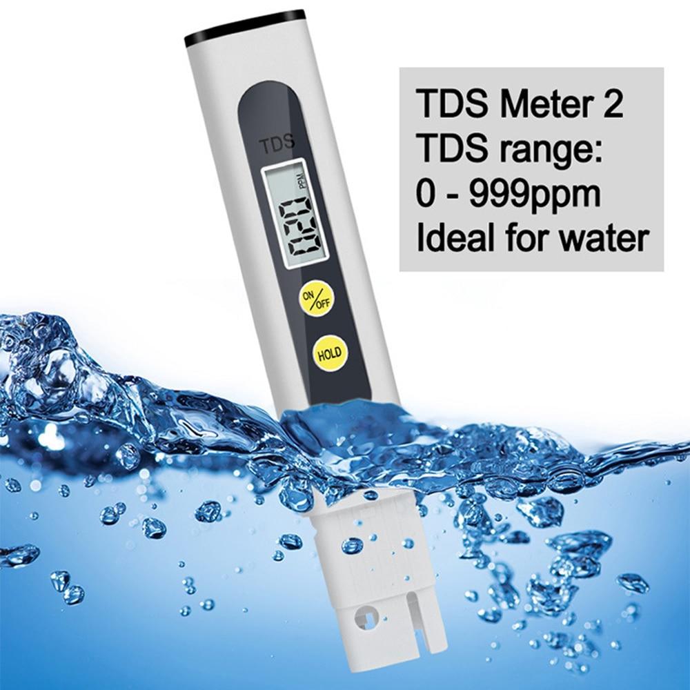 TDS портативный цифровой измеритель качества воды, измеритель чистоты воды для аквариумного бассейна