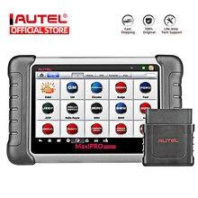 Autel MaxiPRO MP808TS OBDII araba otomotiv tanılama aracı OBD2 tarayıcı OBD 2 kod okuyucu TPMS fonksiyonları PK AP200 MK808 MK808TS