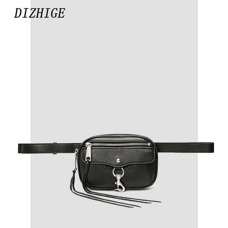 a45173970d01 Women bag chest bag female Pu leather messenger handbag Fashion high ...