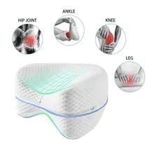 Orthopedic Pillow Lying-Support-Cushion Memory-Foam Knee-Positioner Body Legs for Hip-Pain