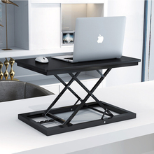 Ergonomic Height Adjustable Desk Home Office Lift Work Laptop Table Converter Standing Riser Workstation Sit Stand Up Desk Cheap