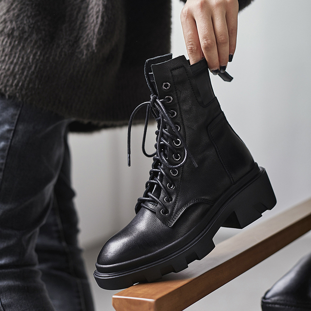 Ankle Elastic Boots
