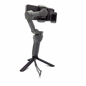 Image 5 - المحمولة المحمولة محول جبل قوس حامل ل DJI OSMO المحمول 3 إلى GoPro 5/6/7 جهاز موازنة الكاميرا ومنع انحرافها الملحقات