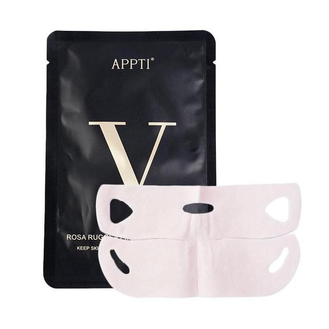 1 pcs Face Lifting Mask Miracle V Shape Slimming Mask Line Remover Wrinkle Double Chin Reduce Lift Bandage Skin Care Tool 4