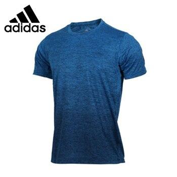 Original New Arrival  Adidas FreeLift gradi Men's T-shirts short sleeve Sportswear