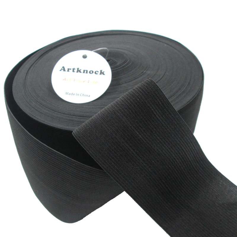 3 Meters Elastic Rubber Band Clothing Accessories Nylon Webbing Garment Sewing Accessories Width 2cm 3cm 4cm 5cm 6cm