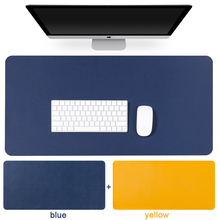 Laptop Mat Desk-Mat Mouse-Pad Office Double-Side Portable Waterproof Antifouling XXL
