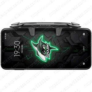 Image 5 - H88L Gamepad 3 Extend Black Shark 3 Pro 3s 3 Joypad Holder Joystick Adapter BR20 Cooler Fan Game Triggers Bluetooth Earphones 2