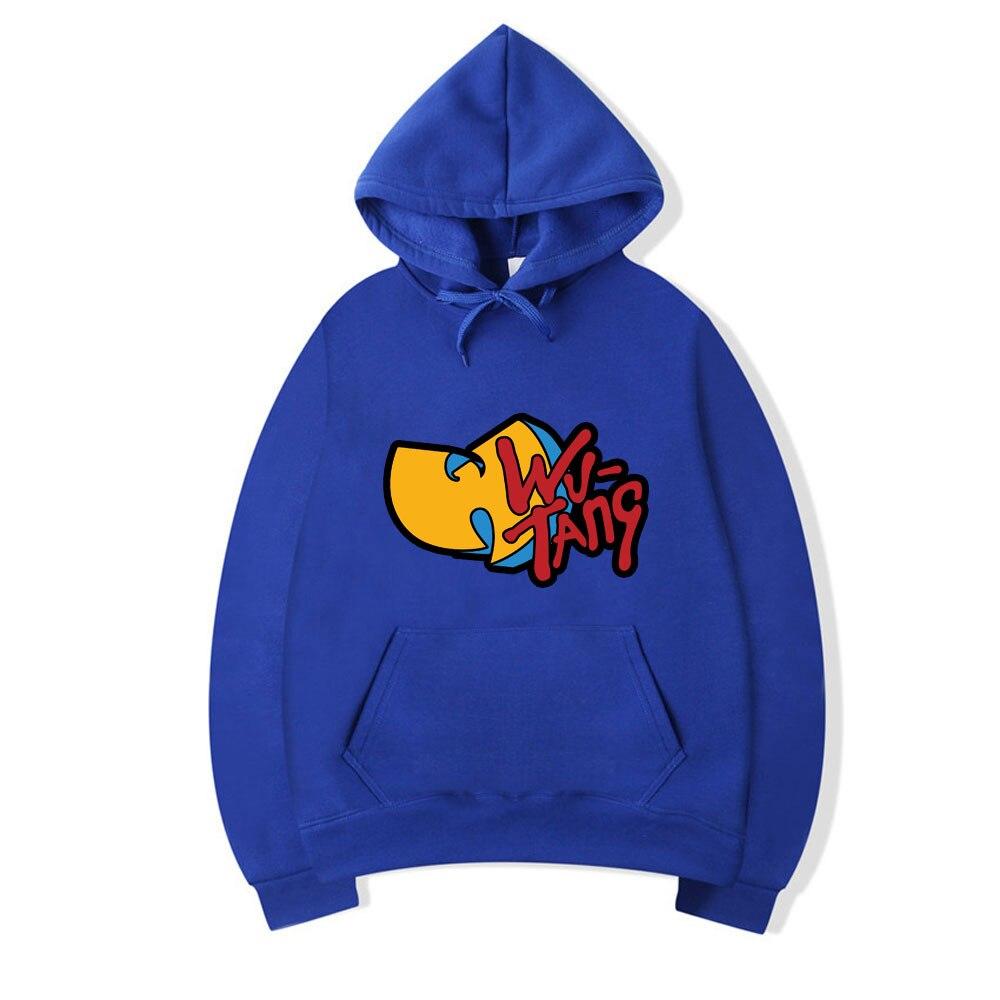Wu Tang Clan Hoodies Music RZA GZA ODB Method Man Raekwon Rap Hip Hop Sexy Gift Men White Wu-Tang Sweatshirt Tops Streetwear